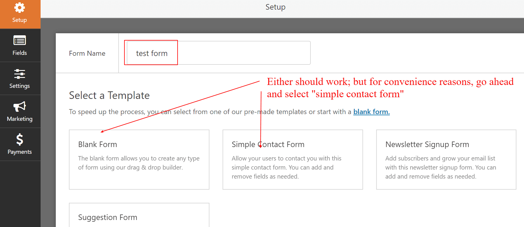 wpforms-enter-form-name-and-select-template