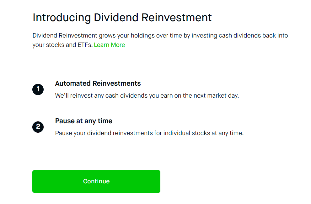 What Is a Dividend Reinvestment Plan and How Does It Work