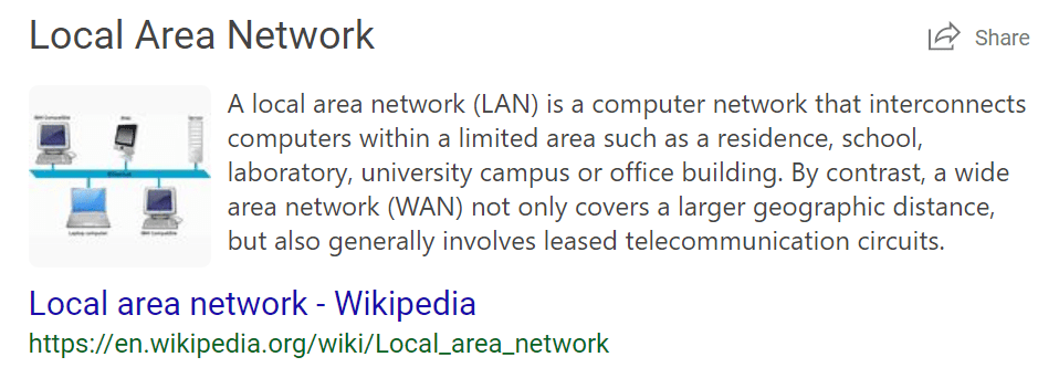What Is a Local Area Network (LAN)