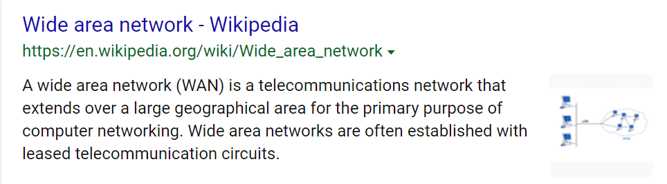 What Is a Wide Area Network (WAN)