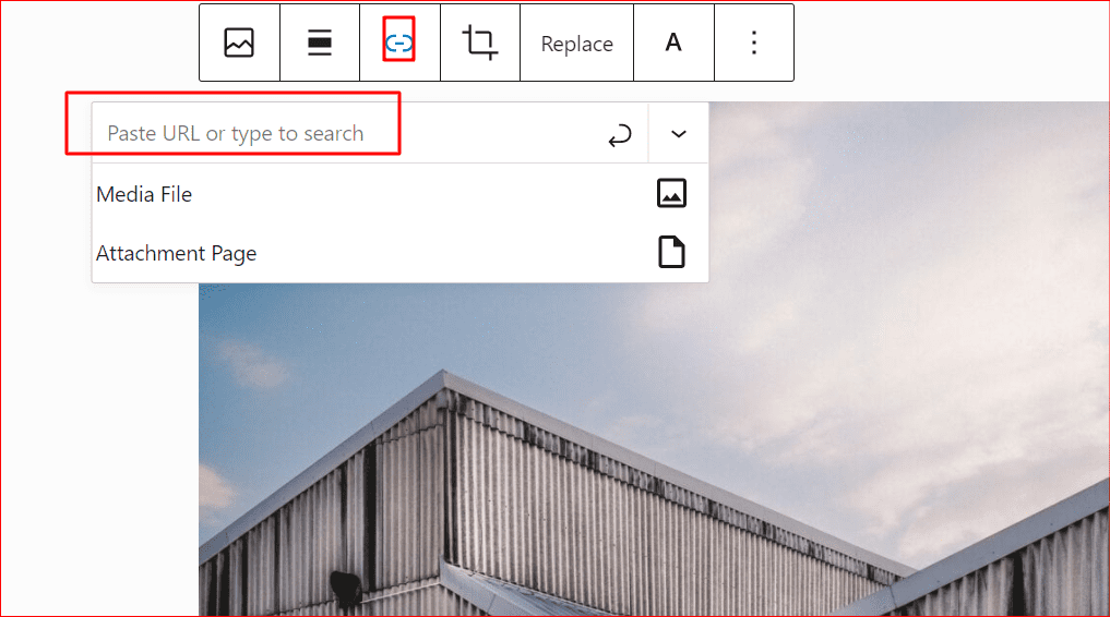 How To Add Links to an Image in WordPress part 2